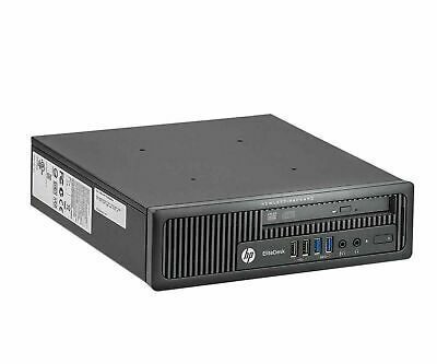 HP ELITEDESK 800 G1 USDT Intel i3-4130, 4GB RAM, 500GB HDD