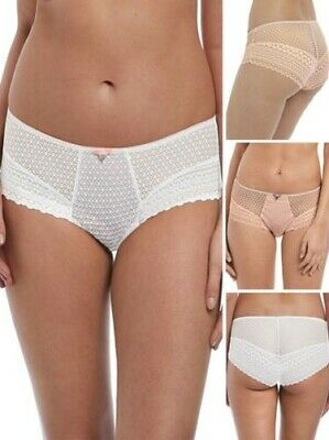 Freya Daisy Lace Short Mid Rise 5136 Brief Knickers Lingerie
