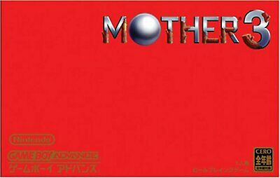 MOTHER 3 Nintendo Game Boy Advance GBA Japanese Game F/S w/Tracking# Japan New