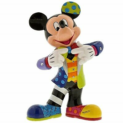 Britto Disney Showcase Mickey Mouse 90th Anniversary With Bling 6001010