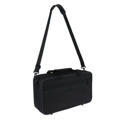 Clarinet Case for Bb Flat Storage Clarinet Protection Carrying Bag Accessory
