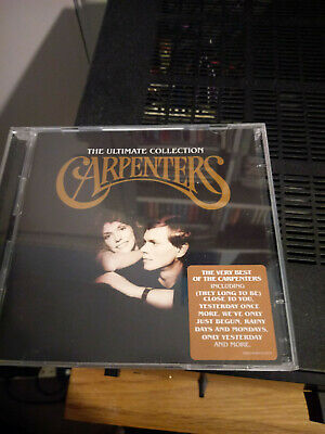 The Carpenters - The Ultimate Collection - 2CD - MINT