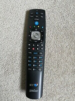 Genuine BT Humax Youview Remote Control Model RC3124703/02B DTR-4000 DTR-T2100