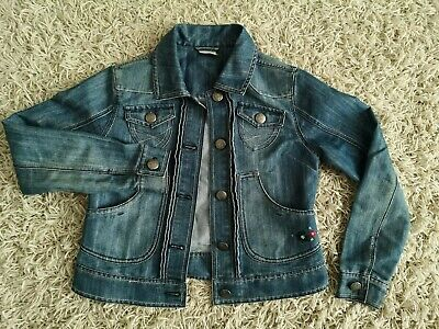 Next Girls Denim Jacket Size 11-12 Y