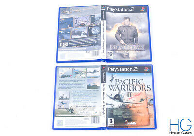 Simulation Flying Game Collection Bundle - Sony Playstation 2 PS2 PAL