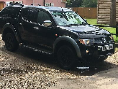 Mitsubishi L200 2.5DI-D 4WD Double Cab Pickup Warrior PRICED TO SELL NO VAT