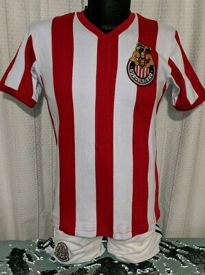 on sale 5be90 355ba CHIVAS RETRO JERSEY 1970 size M L XL campeon vintage collection Guadalajara
