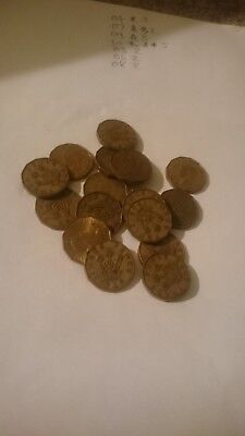 Various dates Threepenny bits - choose the one you want - only three left