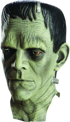 Classic Frankenstein Deluxe Full Overhead Latex Mask - Fast Ship -
