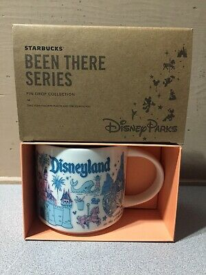 2019 Disney Parks Starbucks Disneyland Been There Series New Release