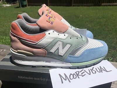 the best attitude 06457 49a12 NEW BALANCE TODD Snyder Love 997 Us997Mp1 11.5 Ds Rare Limited 1500 998 999  Qs