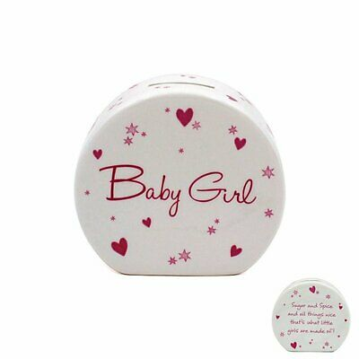 Money Box Gift For Baby Girl  **New**