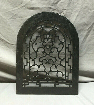 Antique Arched Top Heat Grate Grill Decorative Arch 11X15 364-19L