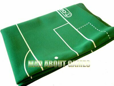 Subbuteo PITCH 2012 FULL SIZE New Football Soccer Campo Toy Game Paul Lamond