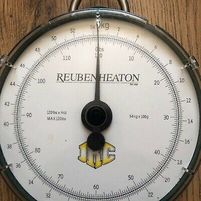 Reuben Heaton JRC Edition 120lb Scales
