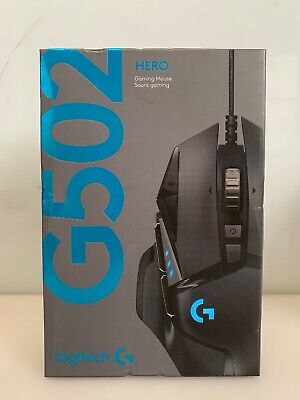 97b812bd303 NEW LOGITECH G502 HERO Gaming Mouse LOL LEP Limited Edition 16000DPI ...