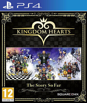 Kingdom Hearts: The Story So Far (PS4) BRAND NEW AND SEALED - QUICK DISPATCH