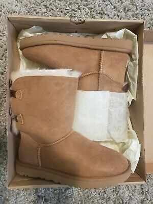 20200c55bb1 UGG BOOTS SIZE 6 women Maddie Gray Buckles Zip Up Tall Suede ...