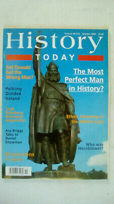 History Today Magazine Volume 49 Number 10 October 1999