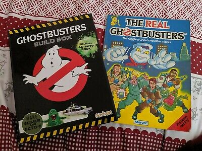 GHOSTBUSTERS BUILD BOX Ecto 1 Slimer Models - EUR 8,68 | PicClick IE