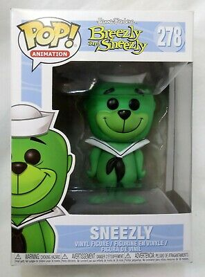 Funko Pop Hanna Barbera Breezly and Sneezly 278 Sneezly