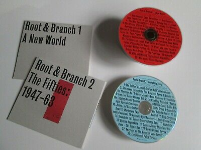 Folk Music - Root & Branch CDs New World & Everybody Swing - Topic Records EFDSS