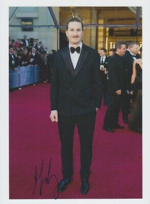 DARREN ARONOFSKY in person signed glossy PHOTO 8x10 inch, 20x27 cm