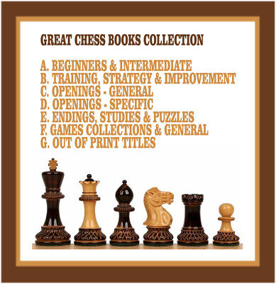 149 Great Chess Books Collection - PDF Download