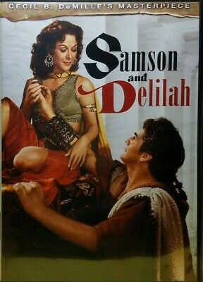 Samson and Delilah - DVD 2013 NEVER PLAYED AND IN EXCELLENT / MINT CONDITION. IM