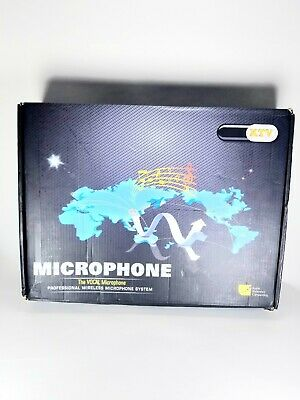 Professional VHF Wireless 2 Channel Dual Microphone Mic System Kits Party KTV BR