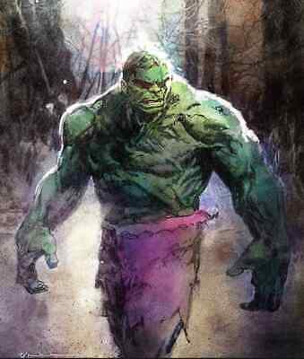 Immortal Hulk 20 Bill Sienkiewicz Exclusive Variant Nm Pre-Sale 7/3