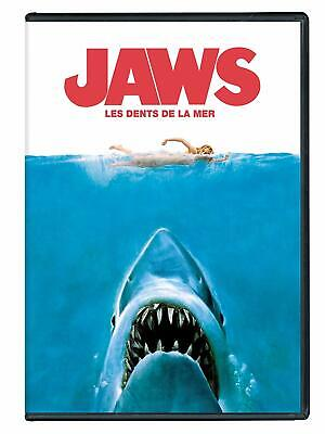 Jaws (DVD, 1975, Widescreen) Factory Sealed [New]