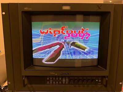 Sony PVM-14M4A Broadcast CRT Video Monitor