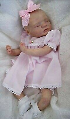 GORGEOUS REBORN BABY KIT...MAISIE by Marissa May..15 inch ..unpainted