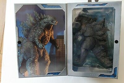 "NECA - JUST RELEASED - GODZILLA ""KING of the MONSTERS !!!  USA SELLER in CALI !!"