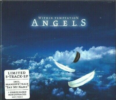 WITHIN TEMPTATION Angels 5 Track EP 2005 GERMAN IMPORT MINT METAL