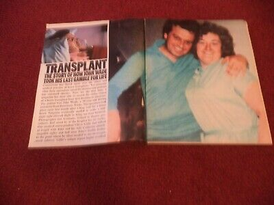 Heart Transplant   Fascinating And Moving Vintage Magazine Article