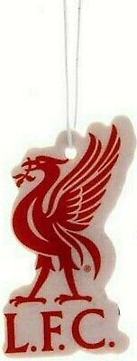 Liverpool Fc Car Air Freshener Room Office Football Accessories Gift Lfc