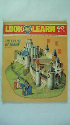 Look and Learn Vintage Magazine Number 432 April 25th 1970