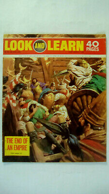 Look and Learn Vintage Magazine Number 431 April 18th 1970