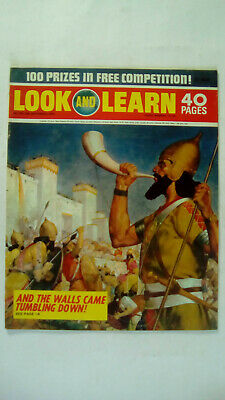 Look and Learn Vintage Magazine Number 453 September 19th 1970