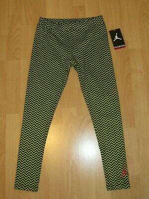 Nike Jordan Jumpman Dri-Fit Tights Leggings Pants size Girls Youth Medium