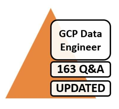 Updated Google Cloud Certified Professional Data Engineer GCP Exam 160 Q&A PDF
