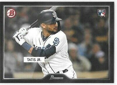 2019 Topps On-Demand Set #7 Inspired By '55 Bowman Fernando Tatis Jr. Rc Padres