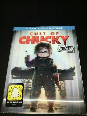 Cult of Chucky (Blu-ray Disc, 2017