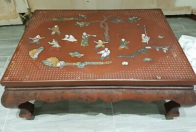 Antique Japanese Table Meiji Period