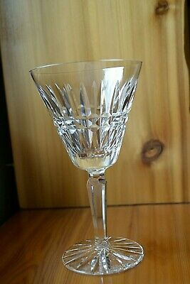 "Waterford Crystal Glenmore 7"" Water Goblet Discontinued"