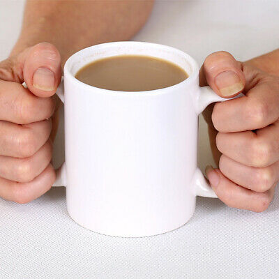 Double Handled Easy to Hold Mug