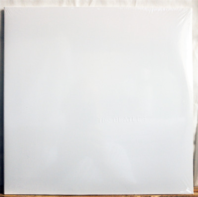 The Beatles (White Album) [New] [Limited Edition] [Remastered] (Vinyl, Nov-2012)