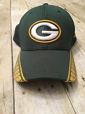387482a9 GREEN BAY PACKERS Cap Hat Youth New Era NFL Team Classic 39THIRTY ...